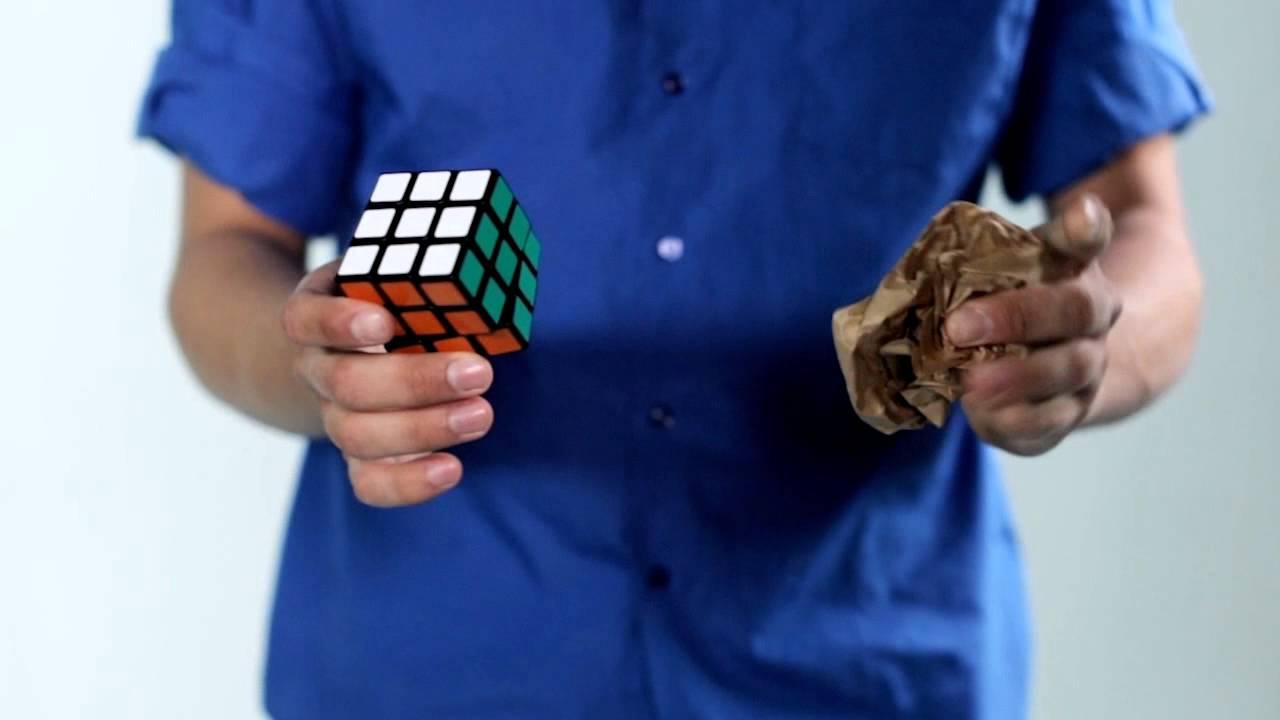 shopping 100% genuine meet Cube 3 By Steven Brundage - Rubik's cube magic trick