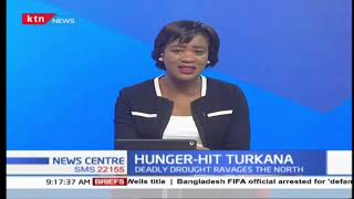 Latest updates on drought situation in Turkana