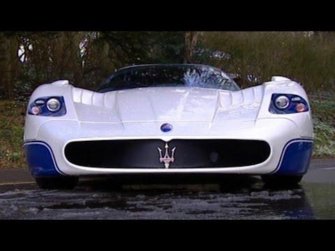 Best Maserati Moments - Fifth Gear