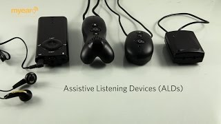 MyEar: Assistive Listening Devices (ALDs)