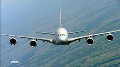 Airbus A380 - Masse mit Klasse | WELT Doku HD | deutsch