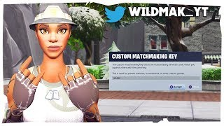 Fortnite Custom Matchmaking Scrims