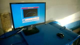 peugeot307 RHS 107 Hp stock dyno test