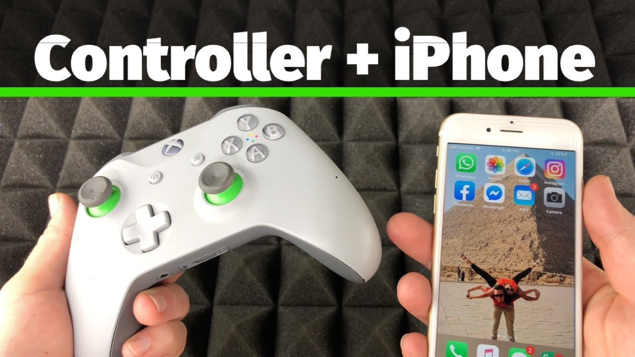 Photo of How to Connect Xbox Controller to iPhone 6S, iPhone SE, iPhone 7, iPhone 8, iPhone XR, iPhone 11 – شركة ابل