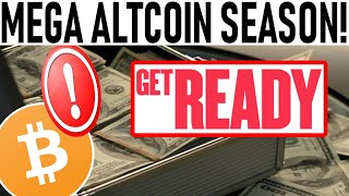 EXPERT PREDICTS: MEGA ALTCOIN SEASON & BITCOIN PARABOLIC RUSH TO $90k! CRAZY NEWS PUMPS COMING!