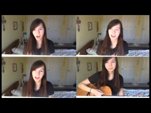 Barefoot and Bruised - Jamestown Story (Cover by Hannah Kiesel)