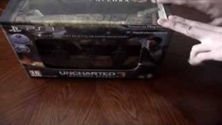 Розпакування UNCHARTED 3 Ілюзії Дрейка (Drake's Deception)