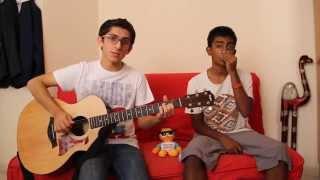 Triple Language Mashup ft. Zain Fiaz: Fairy Tail vs. Arjun vs. Arijit Singh