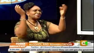 Power Breakfast: Alcohol and Rehabilitation