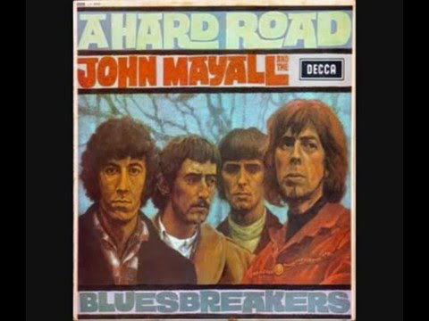 Image result for It's Over John Mayall & The Bluesbreakers  pictures