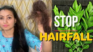 Stop Hair Fall Naturally in 1 Month | 100% Effective Remedies to cure Hair Thinning & Hair Loss