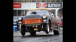 Finnegan's Garage Ep.52: A Vintage Speed Shop, Blasphemi Record Pass and Contest Winner Announcement