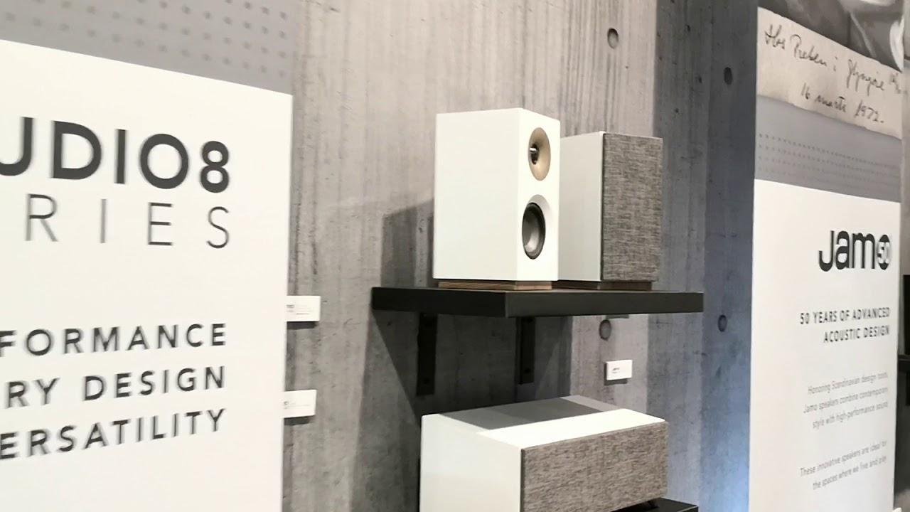 Jamo Studio8 series speakers