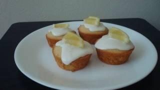 Vegan Lemon Cupcakes Recipe - Jaetracie - Vegan Dessert Recipes