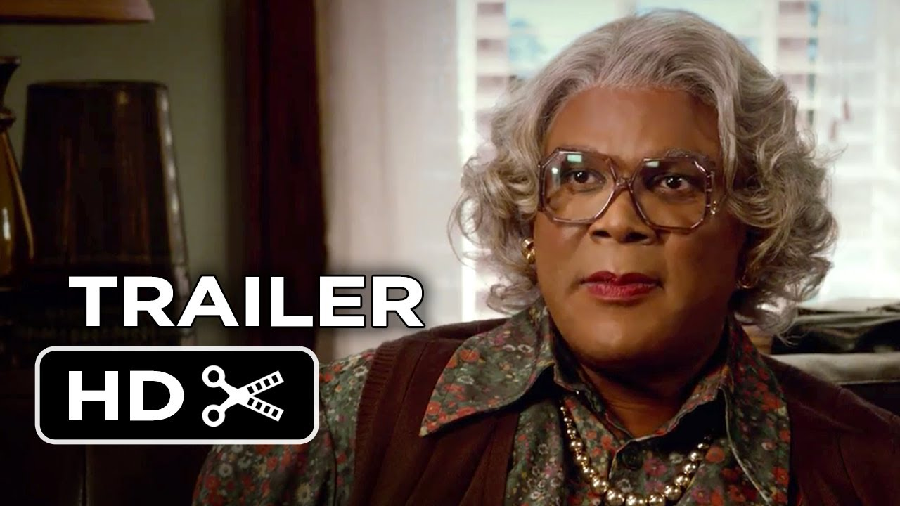 Download Tyler Perry's A Madea Christmas TRAILER 2 (2013) - Tyler Perry Movie HD