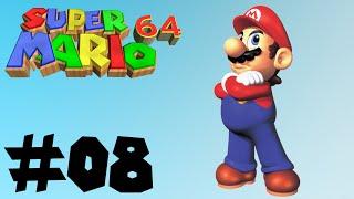 Super Mario 64 -- Part 8: A Haunted Mansion