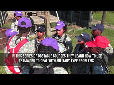 Military Magnet Academy | Leadership Bootcamp