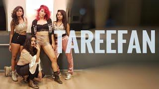 Tareefan - Veere Di Wedding (QARAN ft. Badshah) | The BOM Squad | Svetana Kanwar Choreography