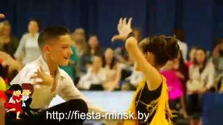 Школа спортивного танца