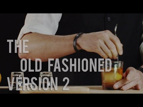 How To Make The Old Fashioned - Version 2 - Best Drink Recipes
