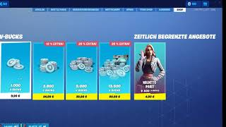 Fortnite and 10 euro pay safe card raffle
