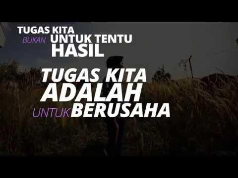 Always Be Positive - Azhar Hilmi ft Syammir Shamsuddin (Lyric Video)