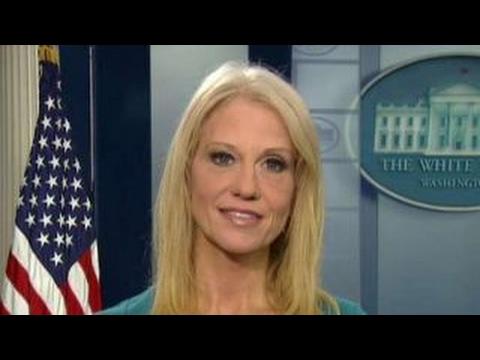 Kellyanne Conway on Trump's tax announcement