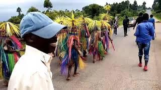 Tiriki vukhulu dance