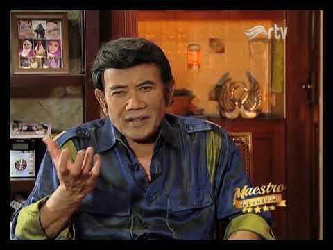 Maestro Indonesia RTV - RHOMA IRAMA segmen 1