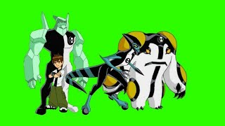 Every Ben 10 Transformation by Ben (Goodbye and Good Riddance)
