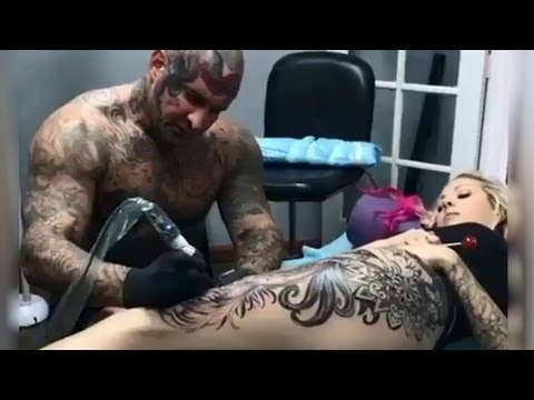Most Painful Place On Your Body To Get Tattoo Part