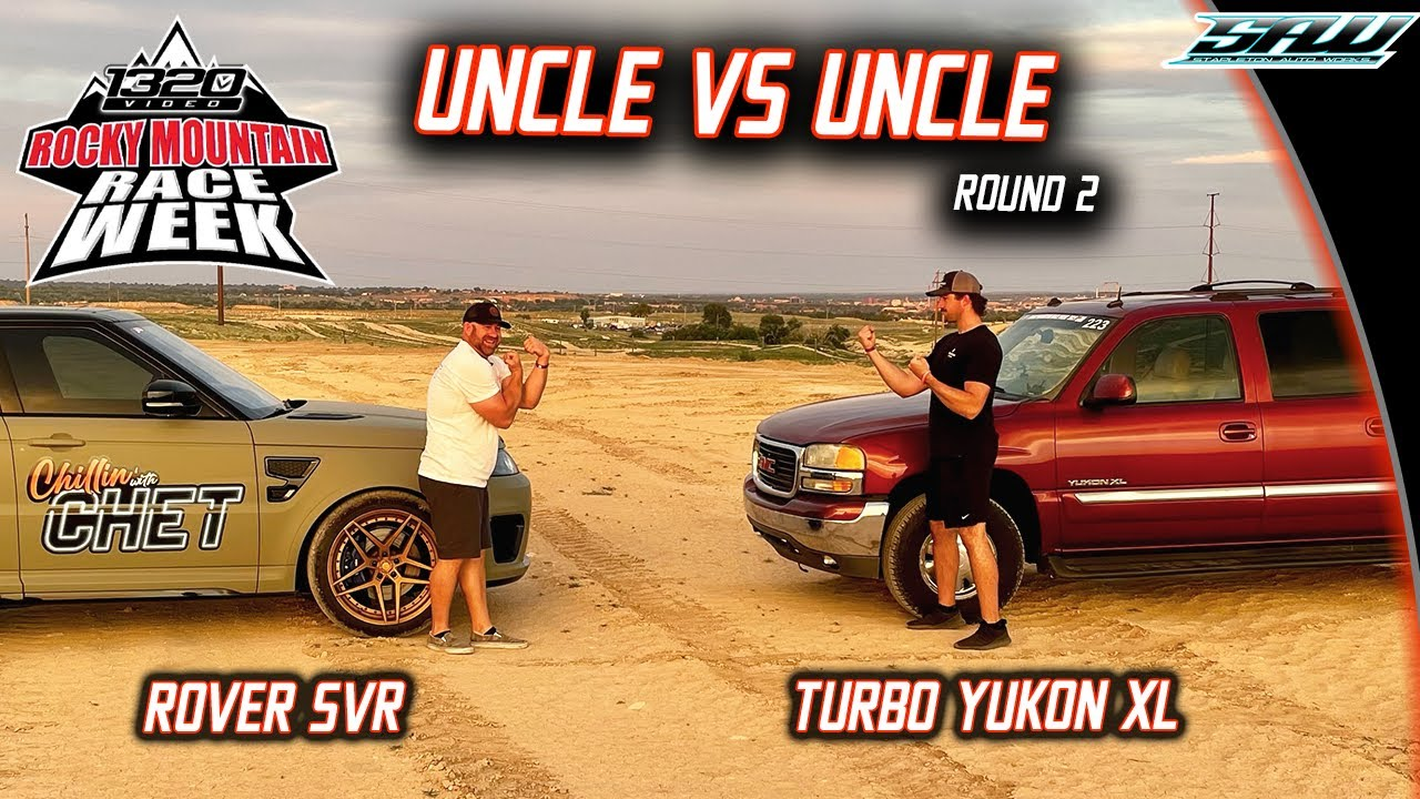 Rocky Mountain Race Week Day 3: Race Day in Pueblo! How Will Uncle Rob Handle The High Altitude Air?