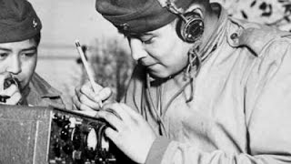 Navajo Code Talker Explains Role in WWII