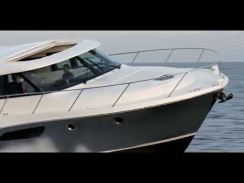 Tiara Yachts and Volvo Penta share a vision for innovation