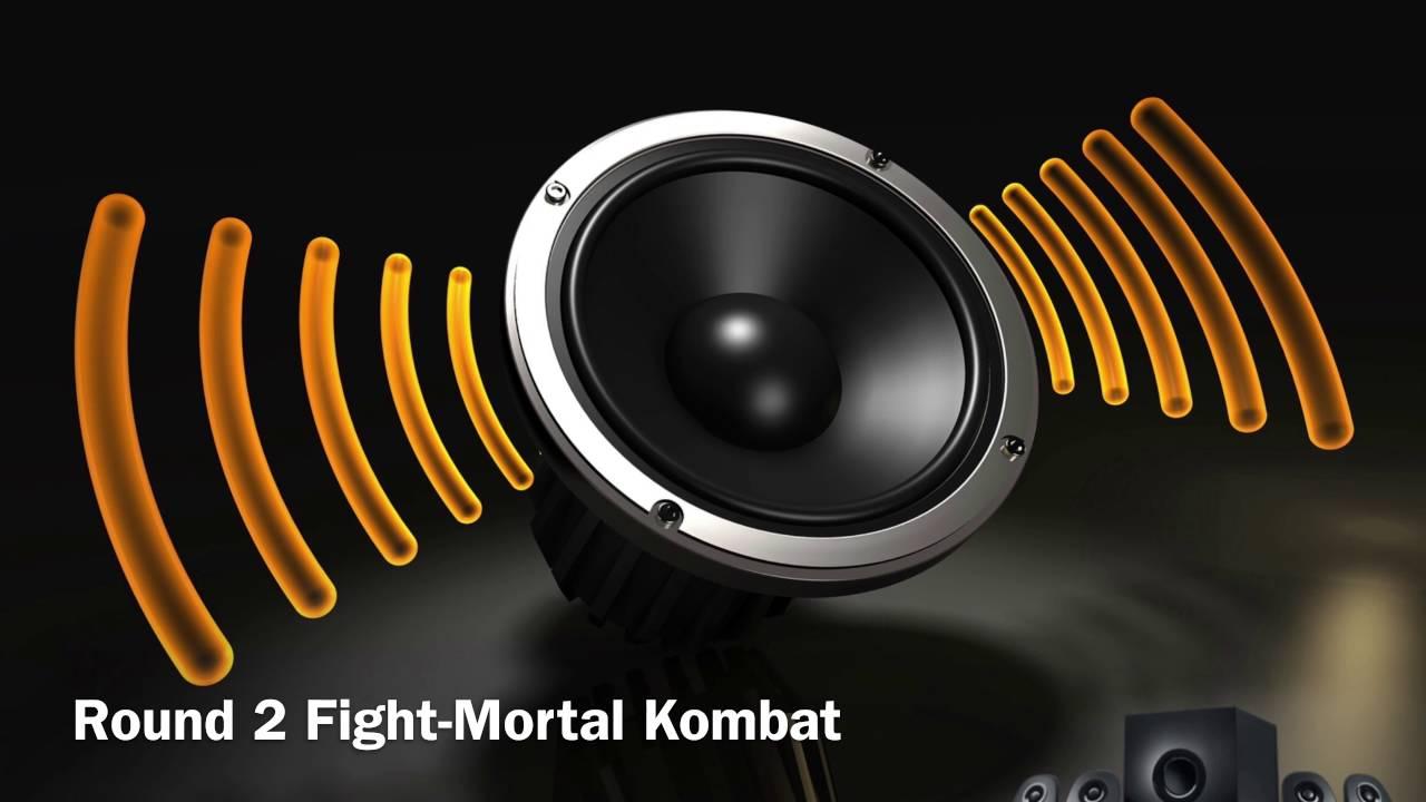 Round 2 Fight Mortal Kombat-Sound Effect