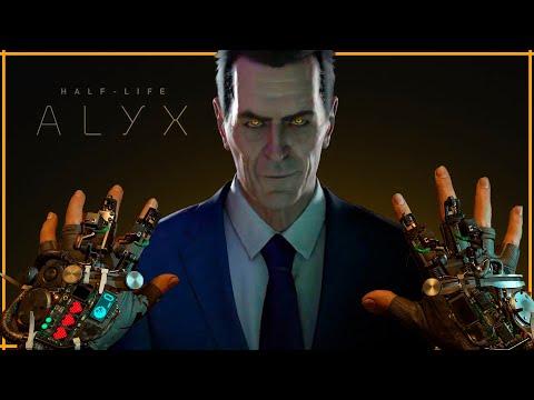 ВОСТОРГ от Half-Life: Alyx | Подробный разбор трейлера новой Half-Life