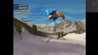 PS1TRY - MTV Sports Snowboarding  (Part 1)