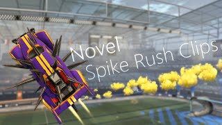 Spike Rush Clips