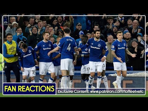 """""""We Had To Grind It Out Today""""   Everton 1-0 Cardiff City   Fan Reactions"""