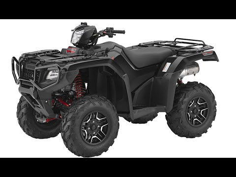 2015 honda trx500 rubicon introduction and specifications for Al lamb honda
