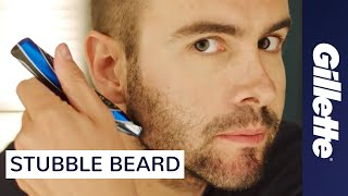 Beard Trimming: How to Maintain Scruff and Stubble | Gillette STYLER thumbnail