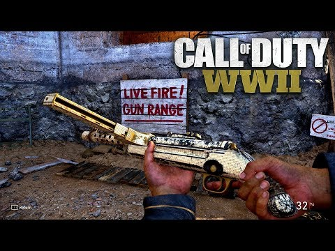 ROAD TO CHROME (GOLD WAFFE 28) - UNLOCKING DIAMOND - Call of Duty: WW2 MultiplayerPS4 PRO
