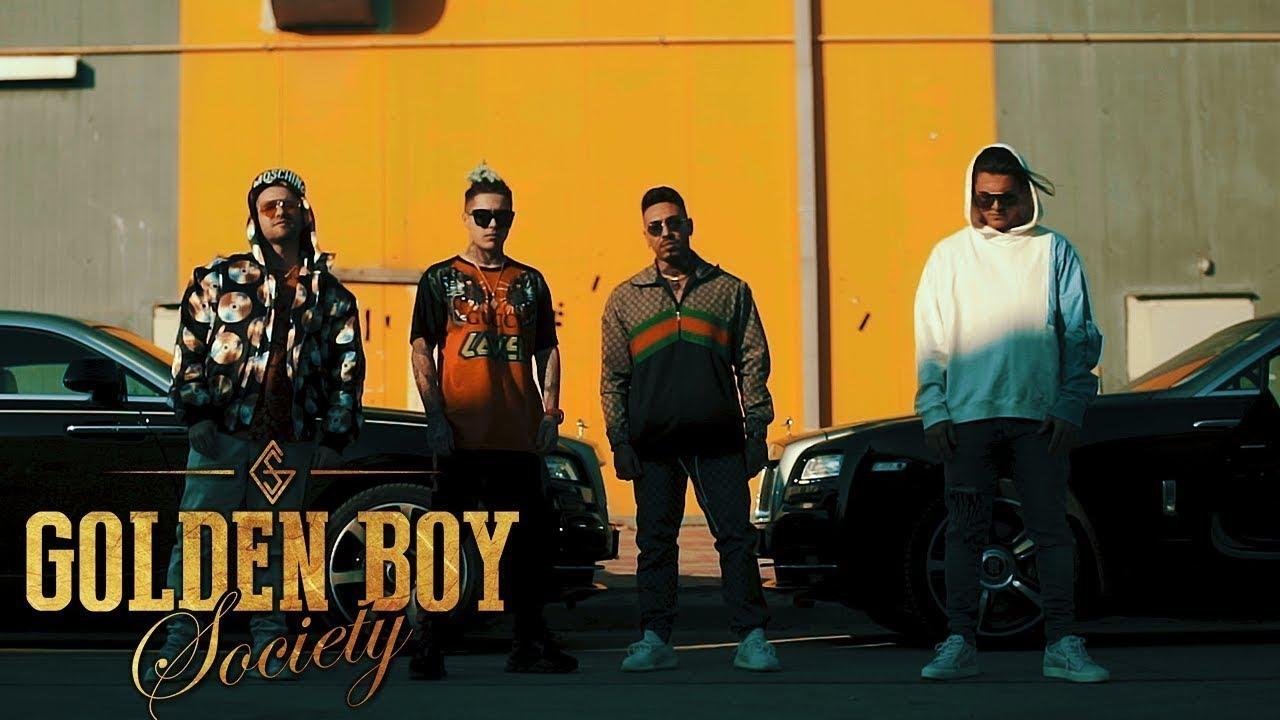 GOLDEN GANG - MODUL SPORT   Official Video