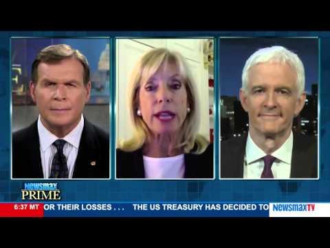 Newsmax Prime   Ellis Henican and Liz Peek on Terry McAuliffe enabling felons to vote in November