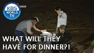 What will they have for dinner?  XD[Where On Earth??/ 2018.06.20]