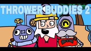 Brawl Stars Animation - Thrower Buddies 2 #BrawlStars #BrawlStarsAnimation #ThrowerBuddies