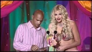 MTV Awards Australia 2005 - Anna Nicole Smith - Topless - 4 March 2005