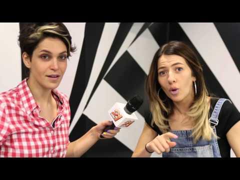 Ce are Lidia Buble in geanta? - FUN @ Radio 21