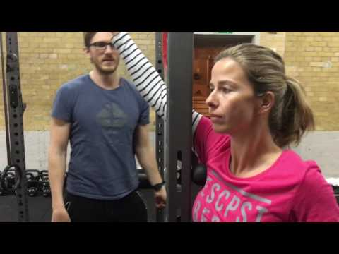 Escapist CrossFit talks about Posture Part #2 and the forward leaning head
