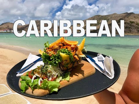 Caribbean Travel Holidays Beach Vacations Trailer